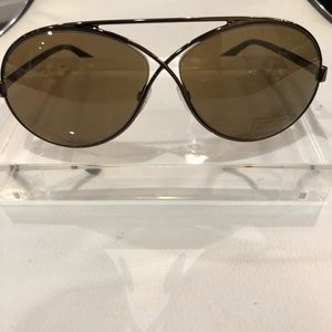 Tom Ford Tf 154 36j Georgette Sunglasses